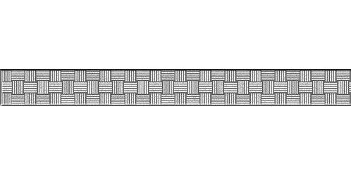 Декор GL7H371 Glass 4x35