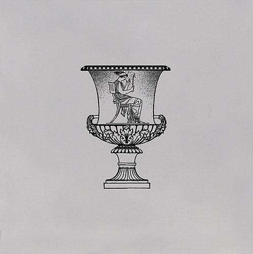 Декоративный элемент STG\D508\17007 Декор Авеллино 15х15х6,9