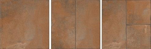 Керамогранит SG926300N Каменный остров коричневый 30х30х8