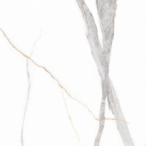 Керамогранит SUPREME WHITE WITH INK MARK 90x90