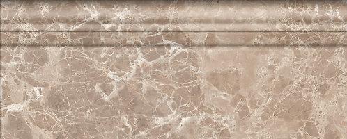Плинтус Lorenzo Modern Lorenzo 300х120 темно-бежевый
