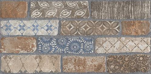 Керамогранит SG250700R Кампалто декорированныйобрезной 30х60х9