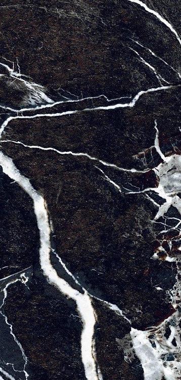 Керамогранит VEIN Black Sugar Effect 60x120