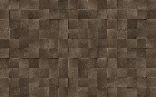 Стена Bali 250х400 коричневый