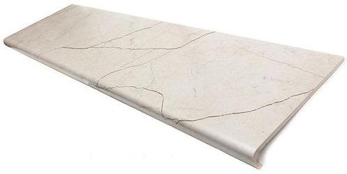 Керамогранит Storm Floor Ступень Beige Lappato 32,5х120