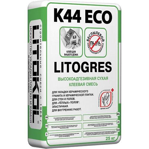 Клей LITOGRES K44 ECO серый 5 кг