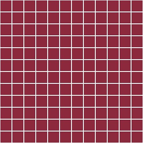 Керамическая плитка 20076 Темари бордо матовый 29,8х29,8х3,5