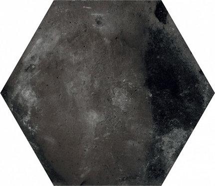 Керамогранит Hexa Cottage Graphite 14X16 см