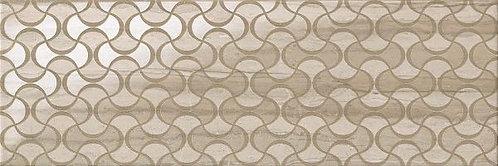 Декор настенный Suprema Walnut Wallpaper 25x75