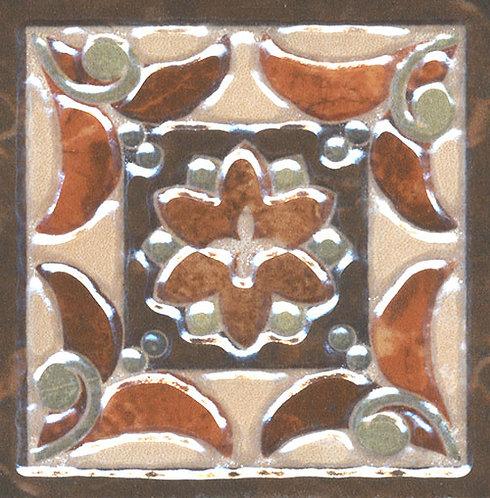 HGD\A201\SG1550L Вставка Мраморный дворец лаппатированный 7,2х7,2х8