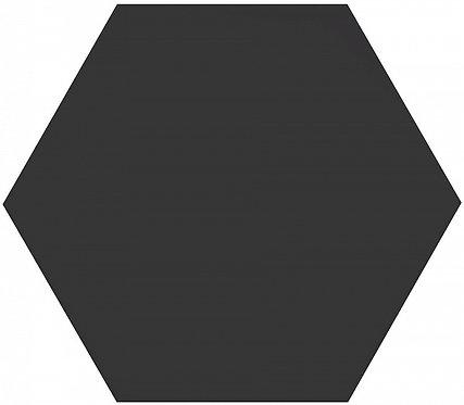 Керамическая плитка 24002 Буранелли чёрный 20х23,1х6,9