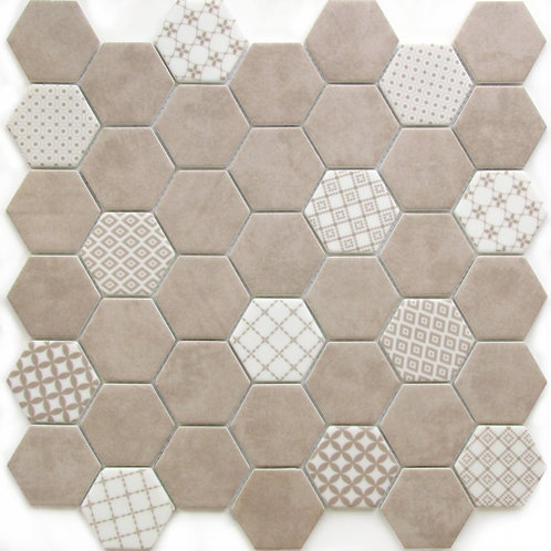 Мозаика Avon 302х300 чип d=48х6