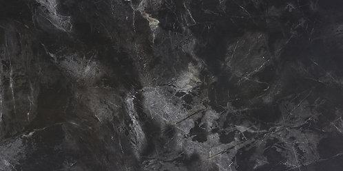 Керамогранит Nero Marmo Floor Base Black Rectified Full Lappato 60х120