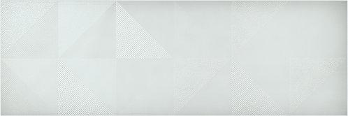 Керамическая плитка Slide Dec. White 20x60