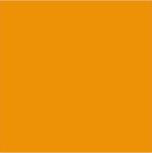 Керамическая плитка 5057 Калейдоскоп блестящий оранжевый 20х20х6,9