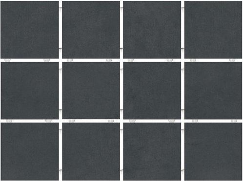 Керамическая плитка 1291 Амальфи черный, полотно 30х40