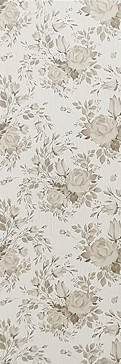 Настенная плитка VENECIA Floral Decor Beige 25x75