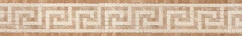 Бордюр Itaka beige border 01 500х75
