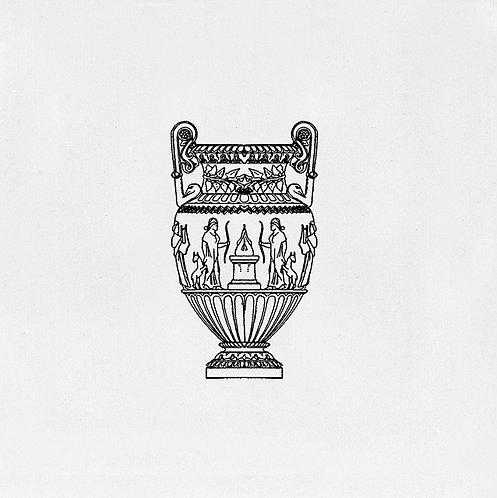 Декоративный элемент STG\C507\17006 Декор Авеллино 15х15х6,9