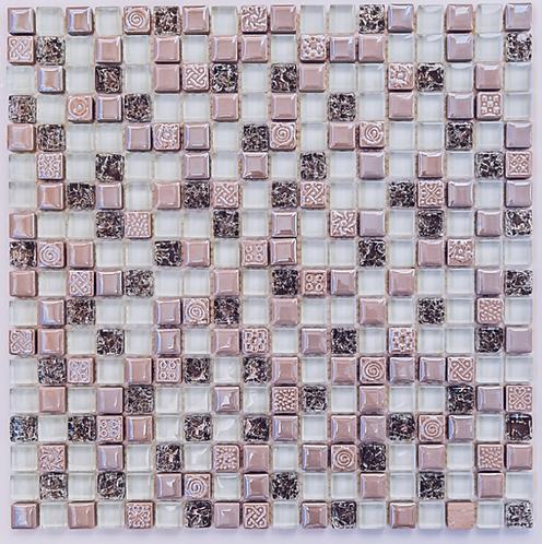 Мозаика Plaza 300х300 чип 15х15х8