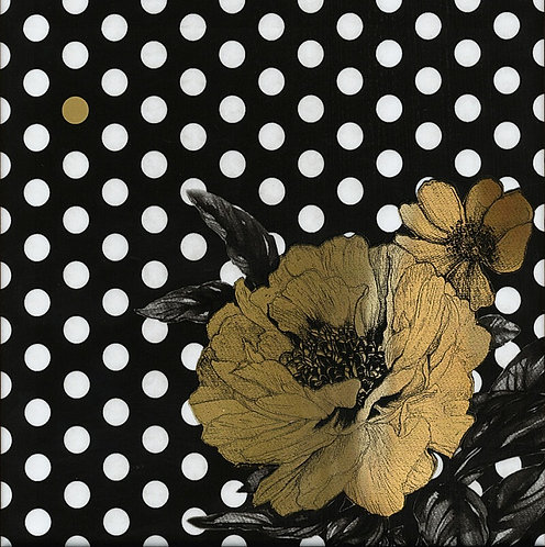 STG\B615\17000 Декор Этуаль Цветок 15х15х6,9