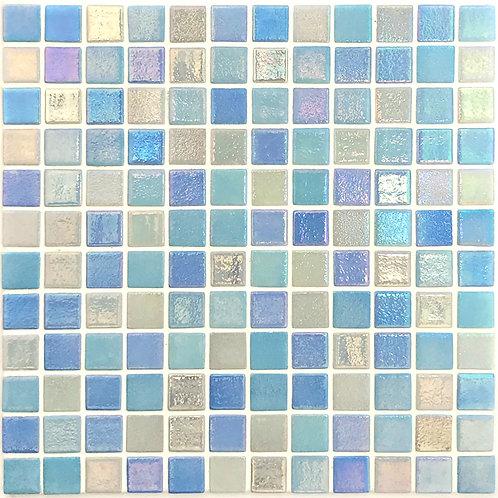Мозаика Shell Mix 551/552/557 31,7x31,7 (на сетке)