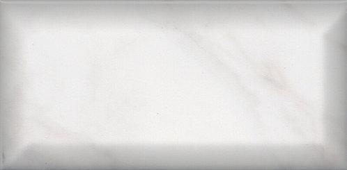 Керамическая плитка 16073 Фрагонар белый грань 7,4х15х9,2
