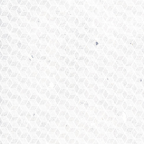 Керамогранит Sonar White Decor 22,3х22,3