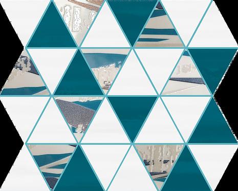 Mosaic Blur Jungle DW7JUN00 Декор 238*282