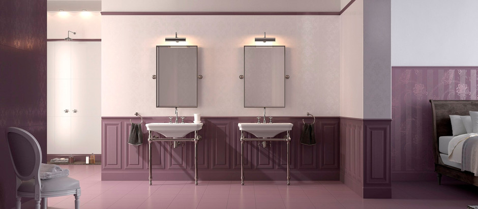 Как ухаживать за керамической плиткой в ванной