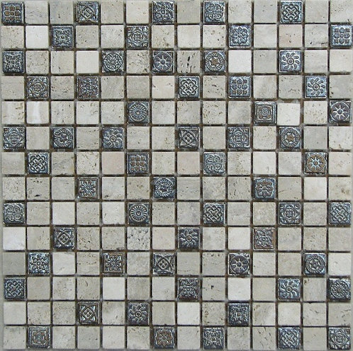 Мозаика Milan-1 305х305 чип 7х20х20