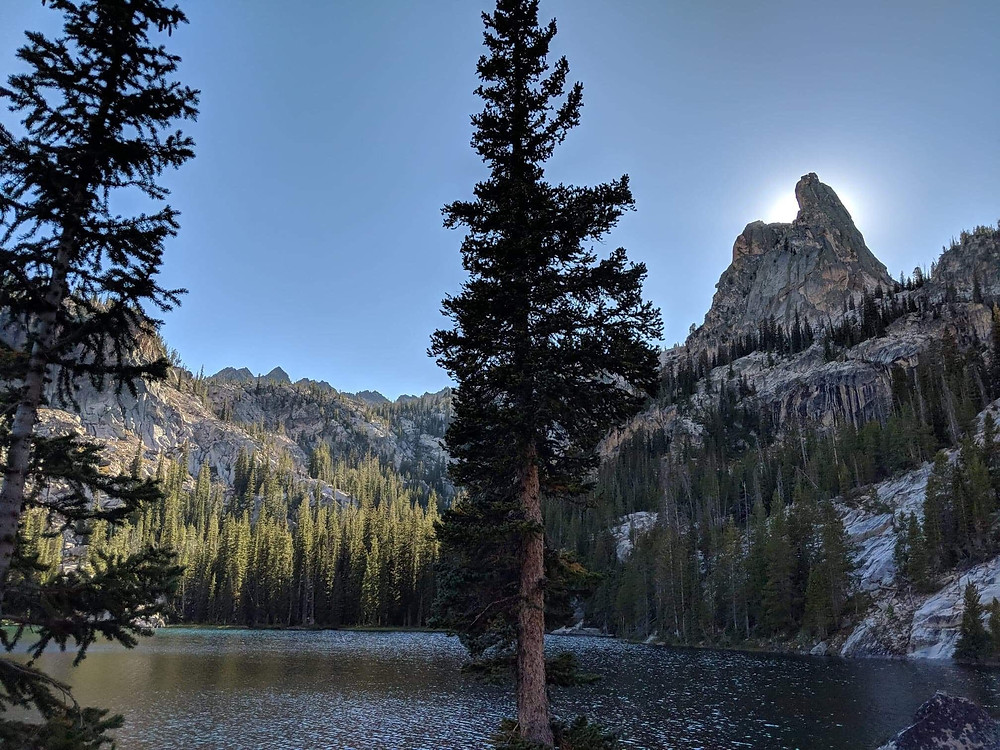 Finger of Fate, Sawtooths, ID