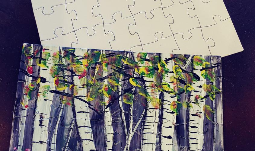DIY Puzzles