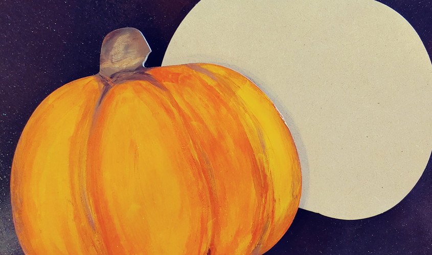 """6"""" Pumpkins"""
