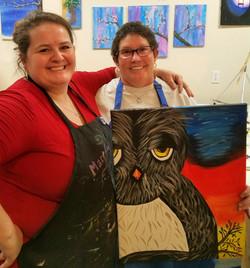 Tracy's Owl