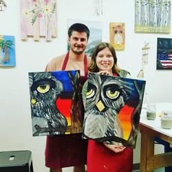 Sassy Owls?