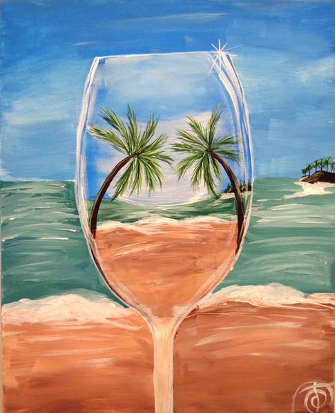 Wine Glass Beach