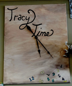 Tracy Time