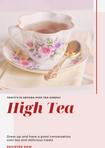 First Annual High Tea