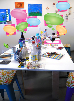 Meetings can be fun at Tracy's Place