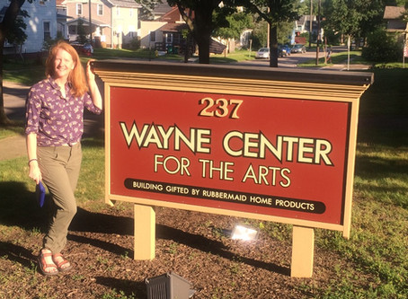 Best of 2018 travels to Wayne Center for the Arts