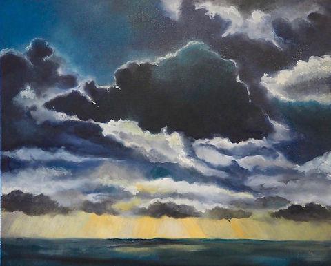 Ciel n° 18  - Paul Barbier