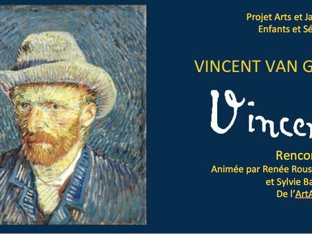 Diaporama Découverte de Van Gogh le 15 mai