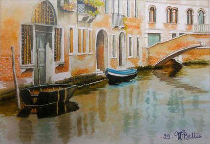 Venise - Laurence Bellili