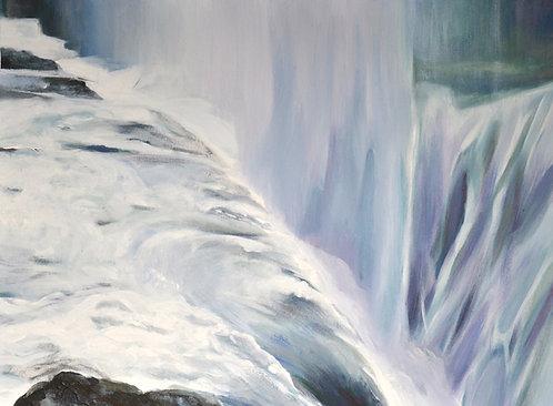 Cascade Gullfoss