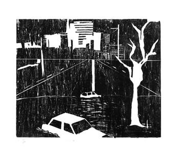 Enchente - Celestino Neto