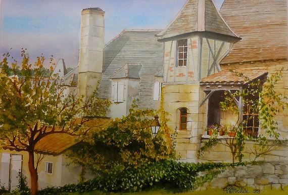 Village de province - Laurence Bellili