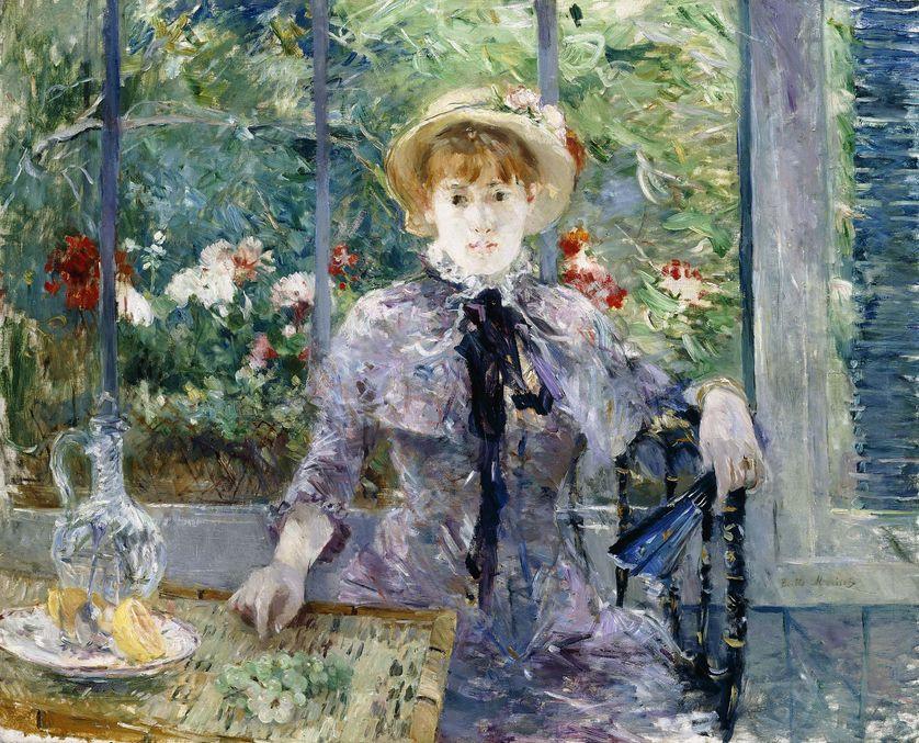 Berthe Morisot, À la campagne
