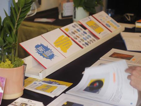 Retour en photos sur l'expo 20x20 du 6 avril