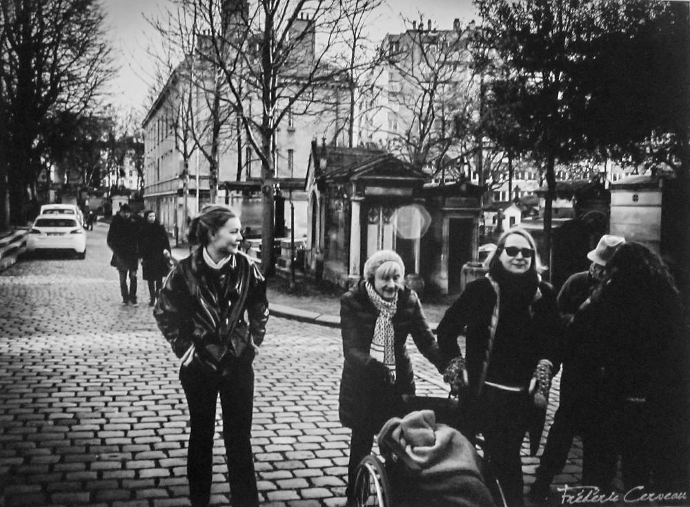 Les 3 générations - Frédéric Cerveau - Photographie